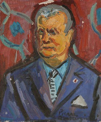 Pierre AMBROGIANI (1907-1985)