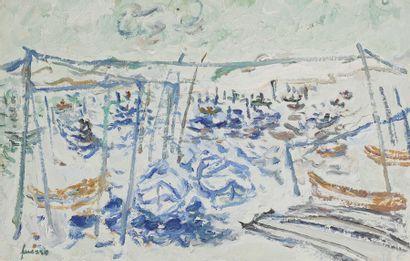 Jean FUSARO (né en 1925)