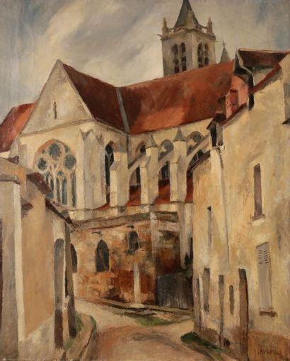 Charles Kvapil (1884-1958)