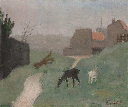Ossip LUBITCH (1896-1990)