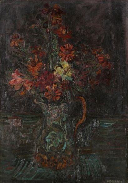 David PERETZ (1906-c.1982)
