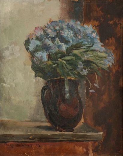 Henri de WAROQUIER (1881-1970)