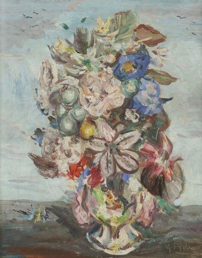 Yvette ALDE (1911-1967)