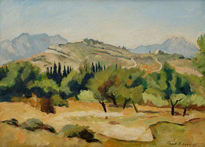 Charles-Alexandre PICART LE DOUX (1881-1959)