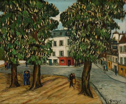 Alphonse-Léon QUIZET (1885-1955)