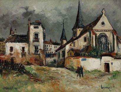 Robert LAVOINE L. P. (1916-1999)
