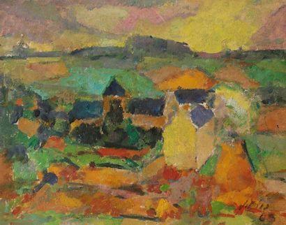 Macario VITALIS [philippin] (1898-1990)