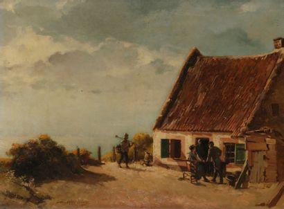 Louis-Robert Carrier-Belleuse (1848-1913)
