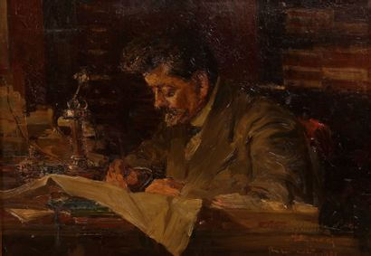 Anselmo BUCCI [italien] (1887-1955)