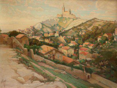 Henri RIOUX (1877-1944)