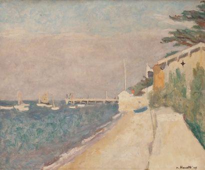 Willem VAN HASSELT (1882-1963)