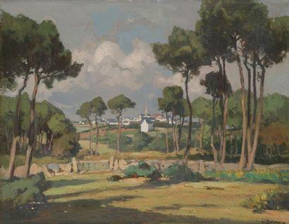 Henri BARNOIN (1882-1935)