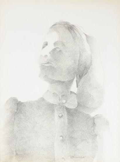 Robert NICOÏDSKI (1931-2001){CR}Portraits...