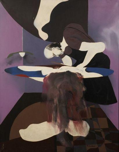 Robert NICOÏDSKI (1931-2001){CR}Homme et...