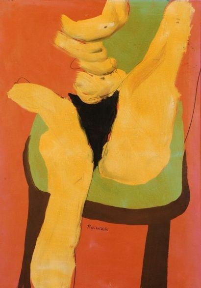 Robert NICOÏDSKI (1931-2001){CR}Nu sur la...