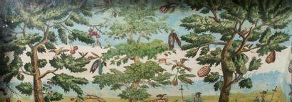 ATELIER DE NICOLAS ET FRANCOIS GUILLOT – NANCY VERS 1735 – 1740 Exceptionnelle cire...