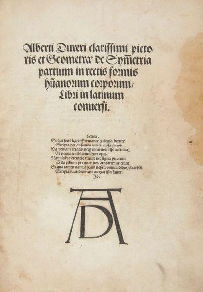 DURER (Albrecht)