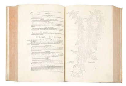 FUCHS (Leonhart) De historia stirpium commentarii insignes maximis impensis et vigiliis...