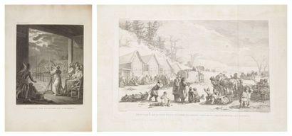CHAPPE D'AUTEROCHE (Jean) Voyage en Sibérie, fait par ordre du roi en 1761. (Tome...
