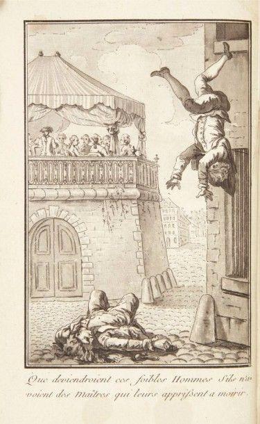 [CRILLON (Louis Athanase des Balbes de Berton de)] Mémoires philosophiques du baron...