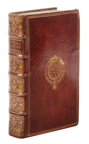 GOURDAN (Simon) Élévations à Dieu sur les Pseaumes, disposées pour tous les jours...
