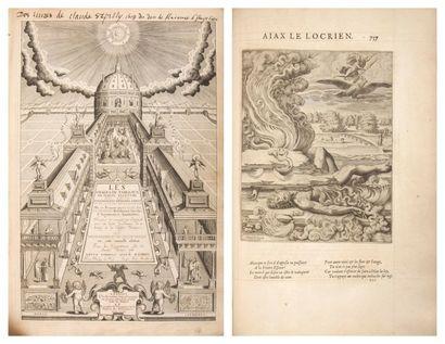 PHILOSTRATE DE LEMNOS - PHILOSTRATUS SOPHISTES. Les Images ou tableaux de platte...