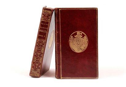 [SCARRON (Paul)] LE TELLIER D'ORVILLIERS. Le Roman comique, mis en vers, Par M. Le...