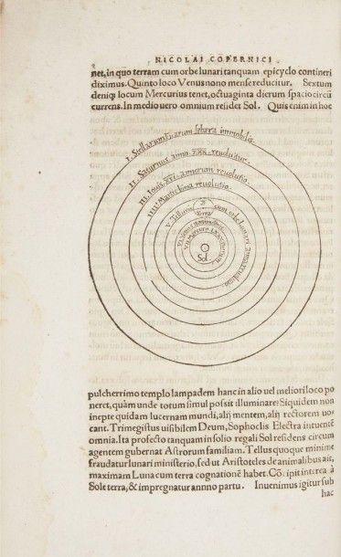 COPERNIC (Nicolas) - RHETIKUS (Georg Joachim) De Revolutionibus orbium c?lestium,...