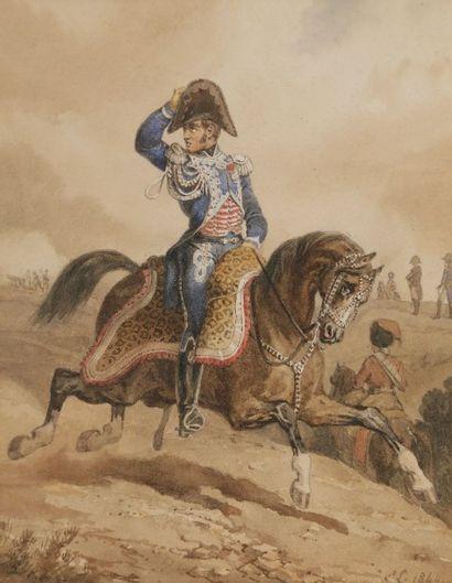Louis-François LEJEUNE (1775-1848). École française