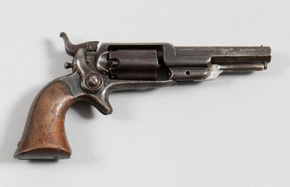 Revolver Colt Root, modèle 1855, cinq coups,...