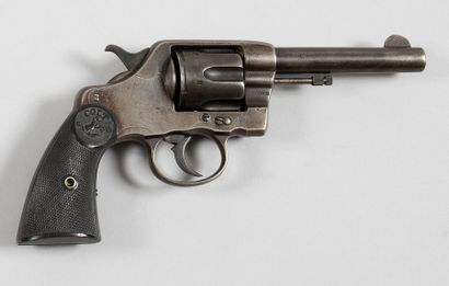 Revolver Colt New Army modèle 1895, six coups,...