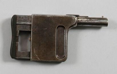 Pistolet de poche à répétition manuelle «le...