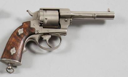 Revolver de marine modèle 1870 civil, six...