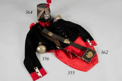 Habit veste d'Officier d'Infanterie Légère...