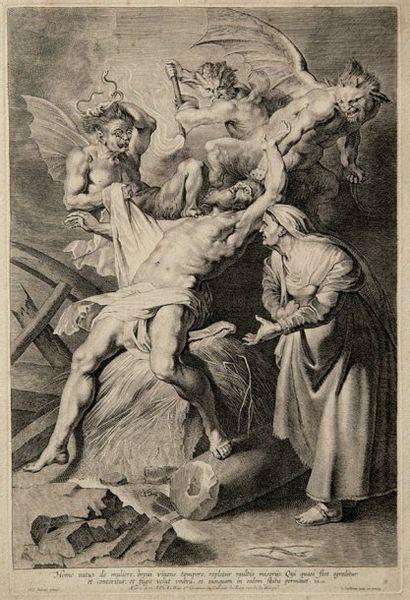 P-P. Rubens (d'après)