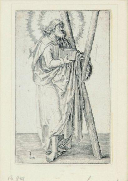 Lucas de Leyde (vers 1494-1533).
