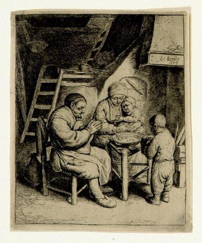 Adrien van Ostade (1610-1685).