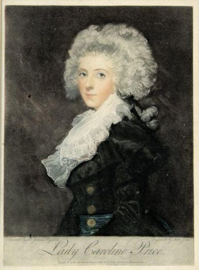 Sir Joshua Reynolds (d'après) (1723-1792).