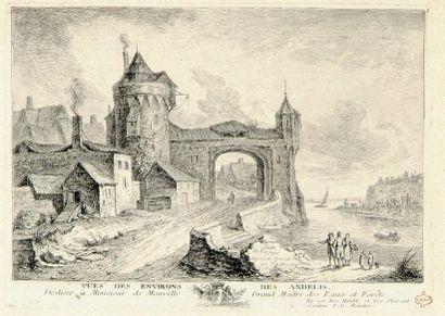 Franz Edmund Weirotter (1733-1771).