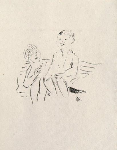 Pierre Bonnard (1867-1947).