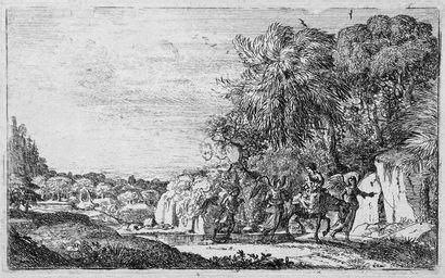 Claude GELLÉE, dit Le Lorrain (vers 1600-1682)