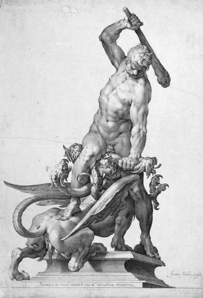 Jan HARMENSZ. MULLER (1571-1628)
