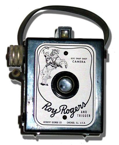 Appareil photo Roy ROGERS . Roy Rogers Snap...
