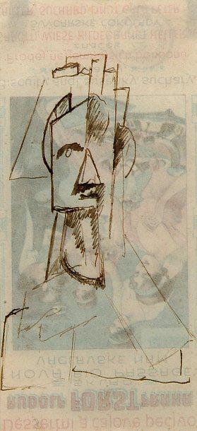 Otto GUTFREUND (Dvur Králové, 1889 - Prague, 1927)