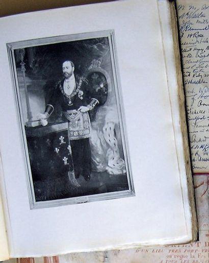 Catalogue of « Portraits and Prints at Freemason's...