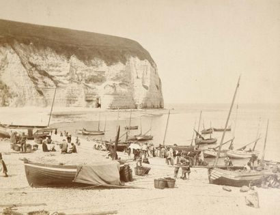 Yport, c. 1880