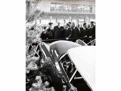Citroën, 1930-1960. 37 tirages argentiques...