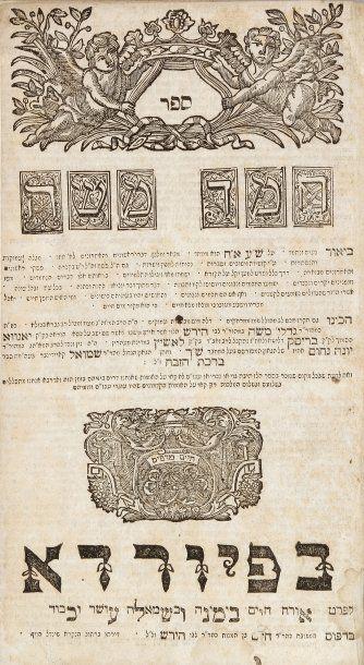 MEYER Jacob, Grand Rabbin