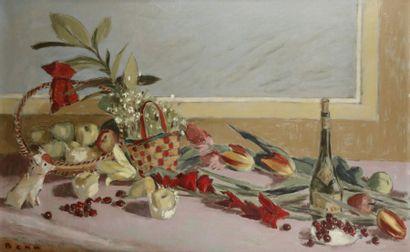 BENN (Benejou Rabinowicz dit, 1905-1989)