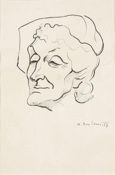 Henri BER LEWI (1894-1967)